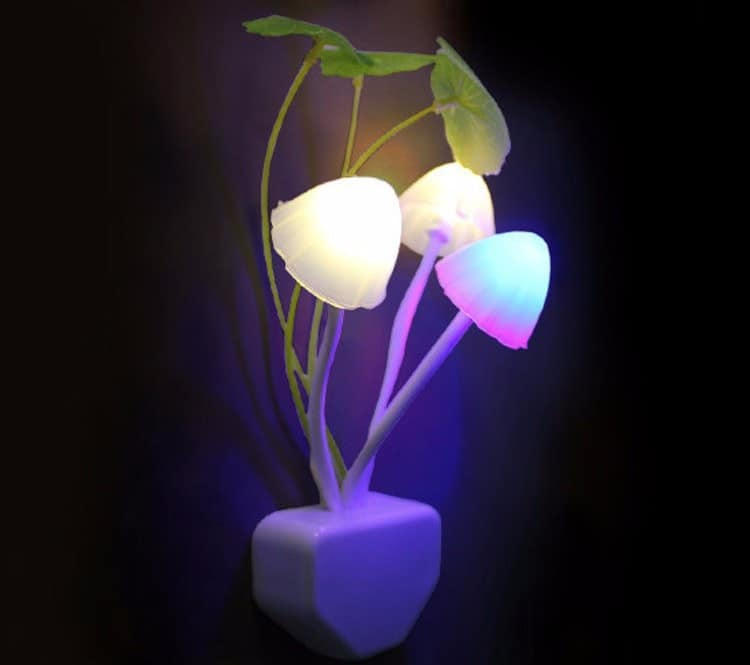 Mushroom Lamp Fungus Night Light