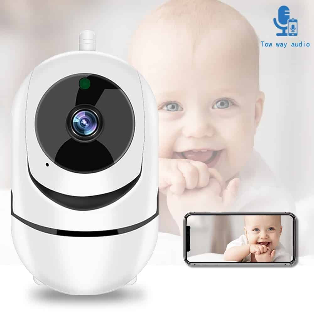 Baby Monitor WiFi Baby Video Monitor Cloud Storage