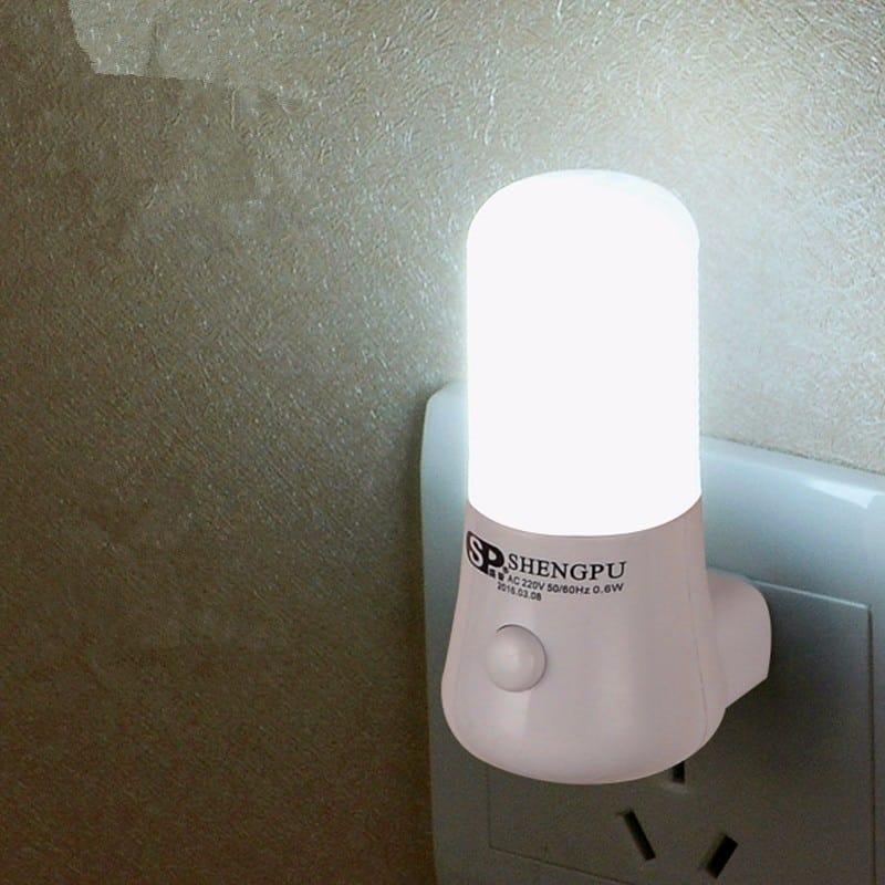 SXZM 1W Night Lamp 6 LED Night Light