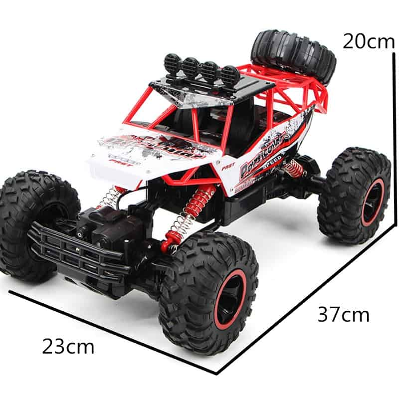 1/12 RC Car 4WD climbing Car