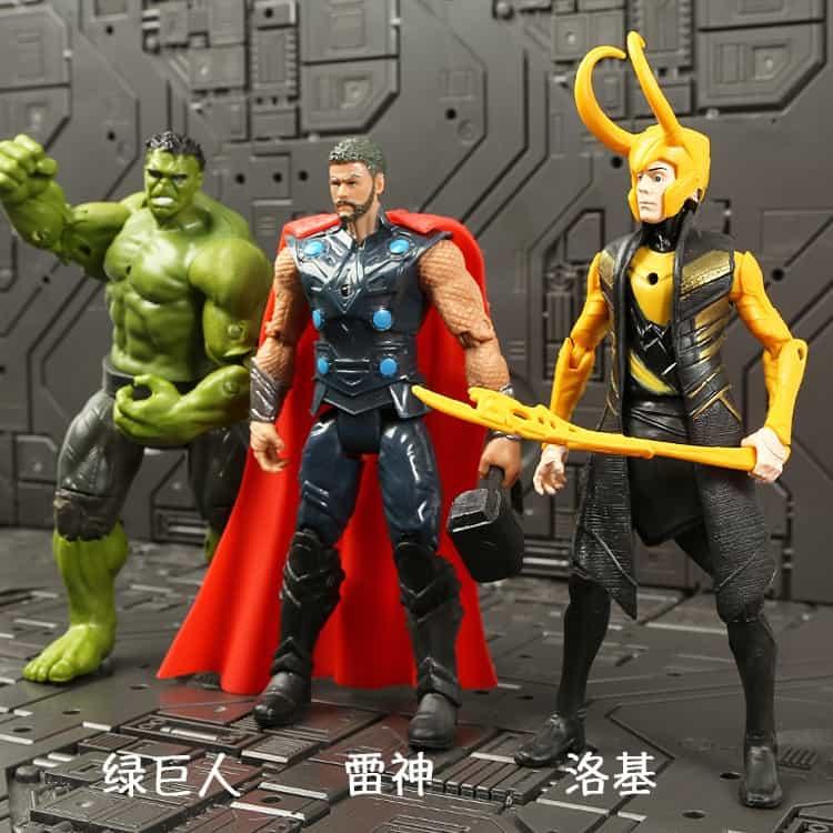 Marvel Avengers 3 infinity war