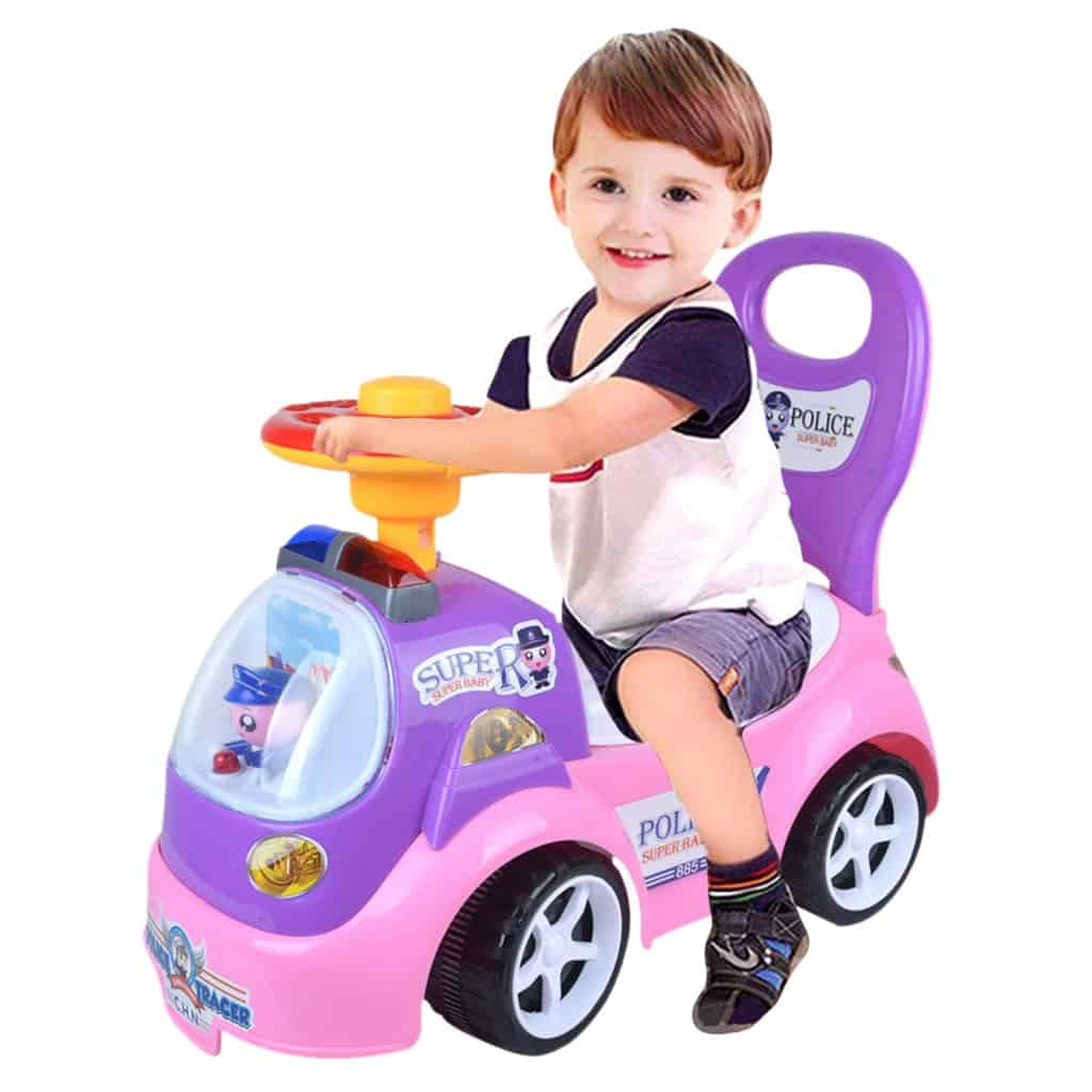 Ride On Toy Kids Car Push Along Children