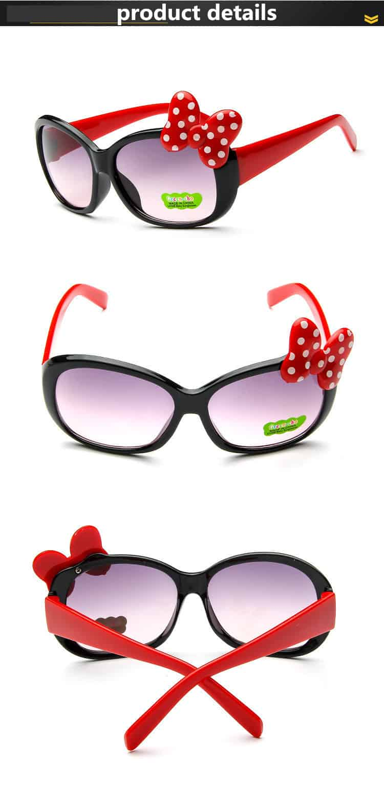 The perfect bow kiddie  eyewear
