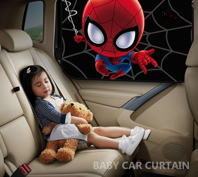 best car window shade for kids