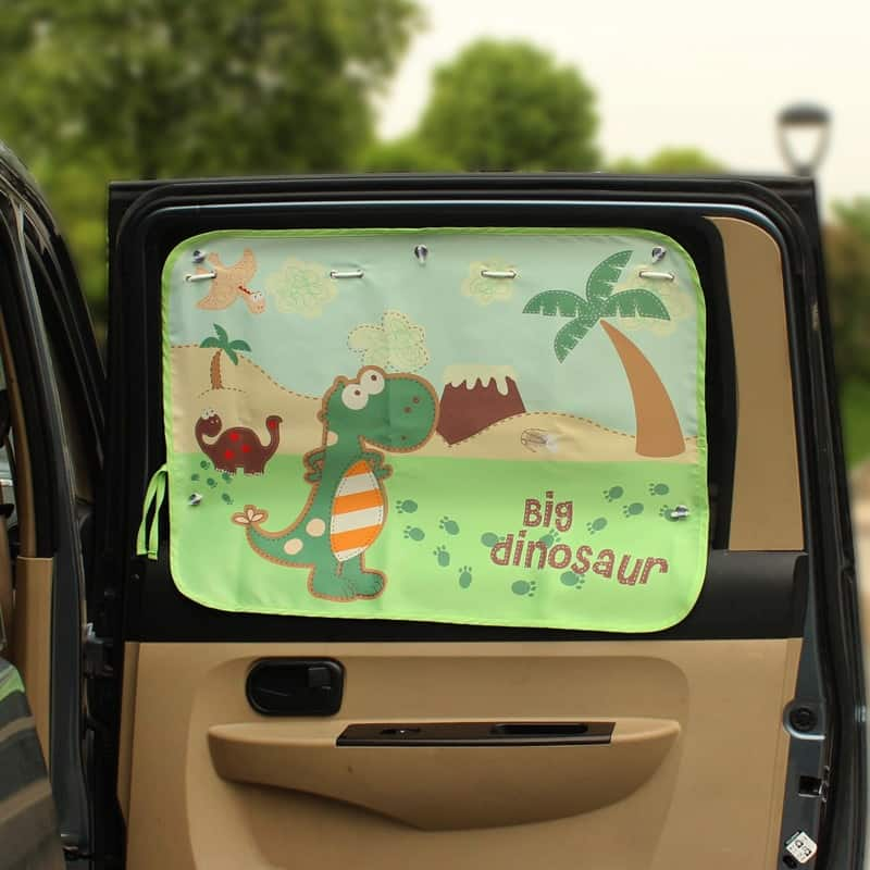 best car side window shade for babies