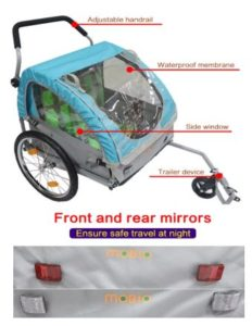Children's Bike Trailer/Jogger