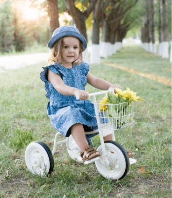Simple Light Tricycle for kids