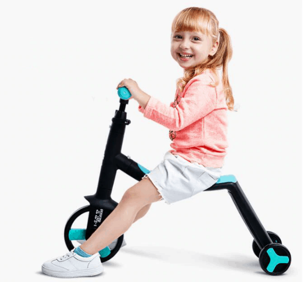 3-in-1 Tricycle for kids 2021