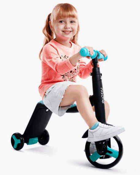 3-in-1 Tricycle for kids