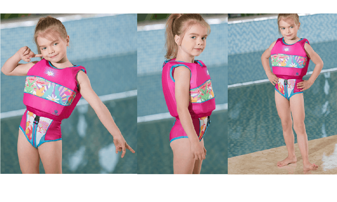 Two-piece Swim Trainer Vest
