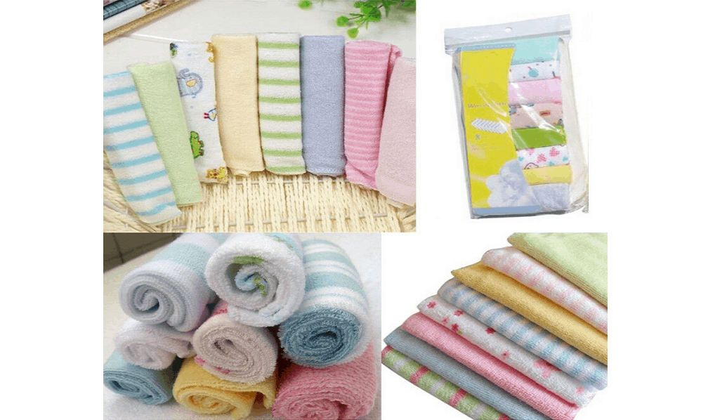 Newborn washcloth