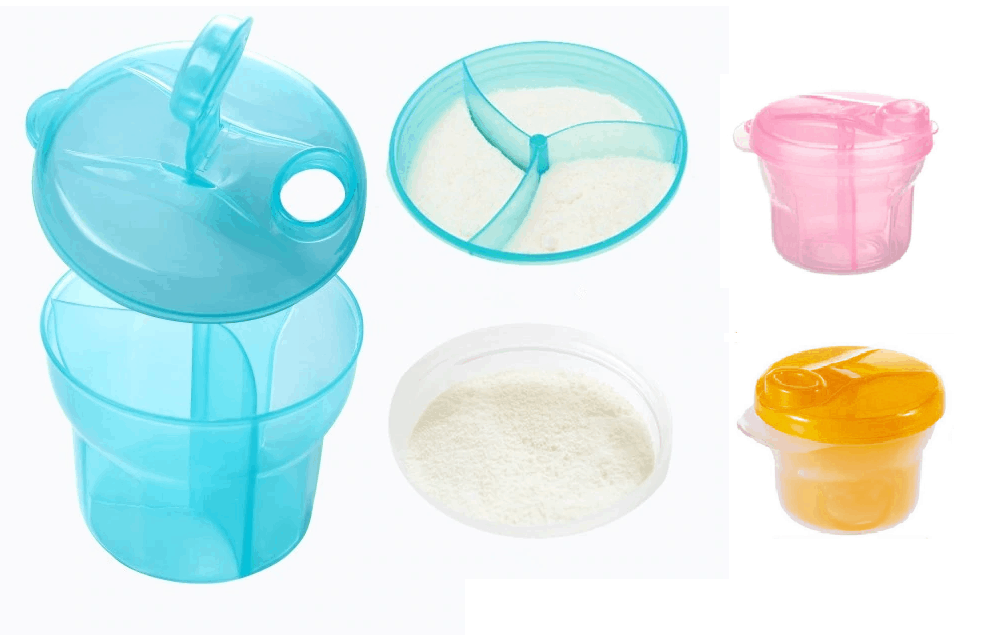 Portable Milk Powder Formula Dispenser