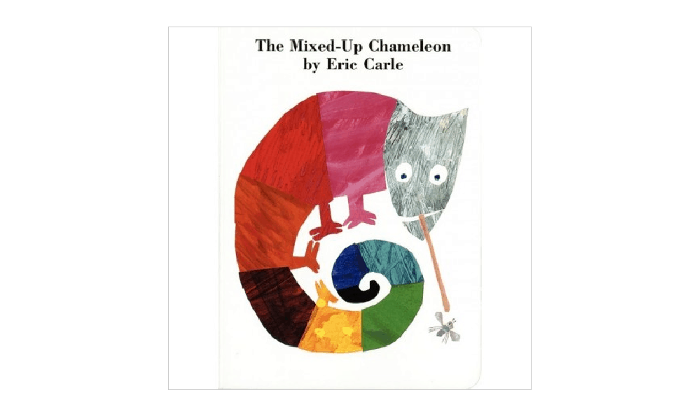 \The Mixed-up Chameleon