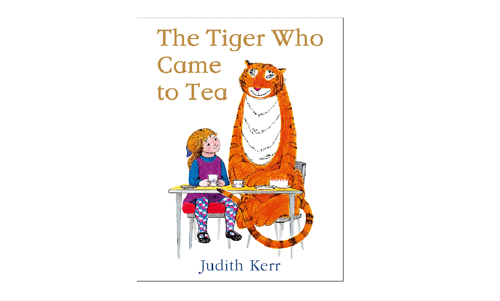 1The Tiger who came to Tea