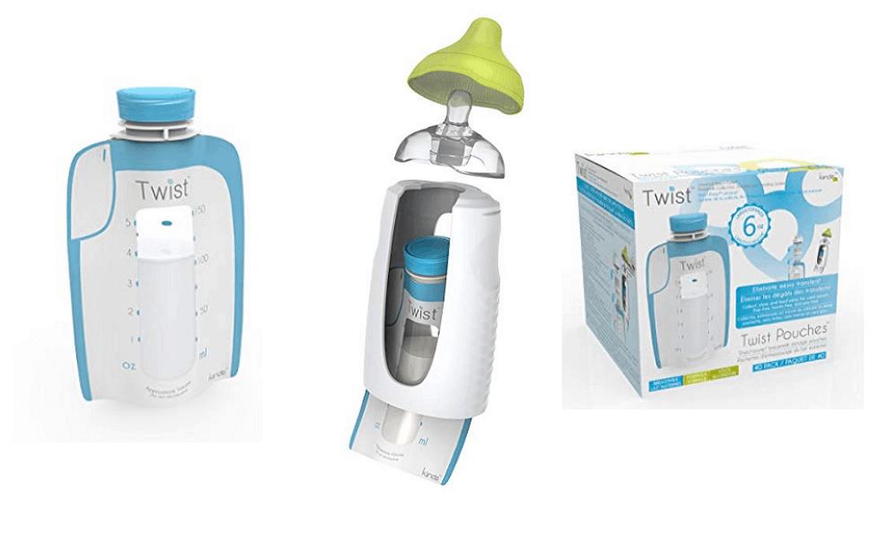 Kiinde Twist Pouch Breast Milk Storage Bags