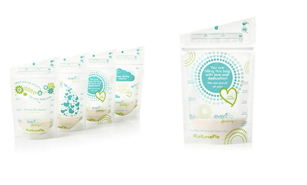 Evenflo Feeding Advanced Breast Milk Storage Bags