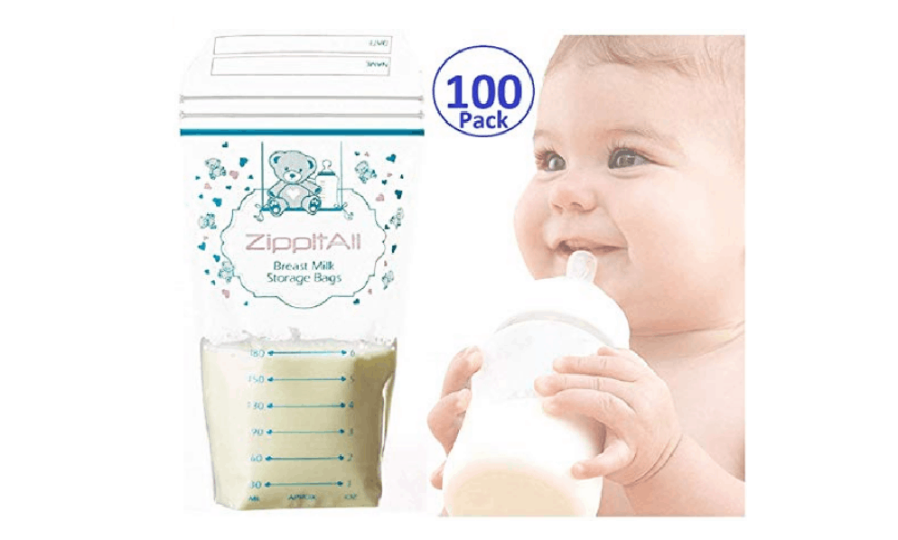 DiRose Breast Milk Storage Bags
