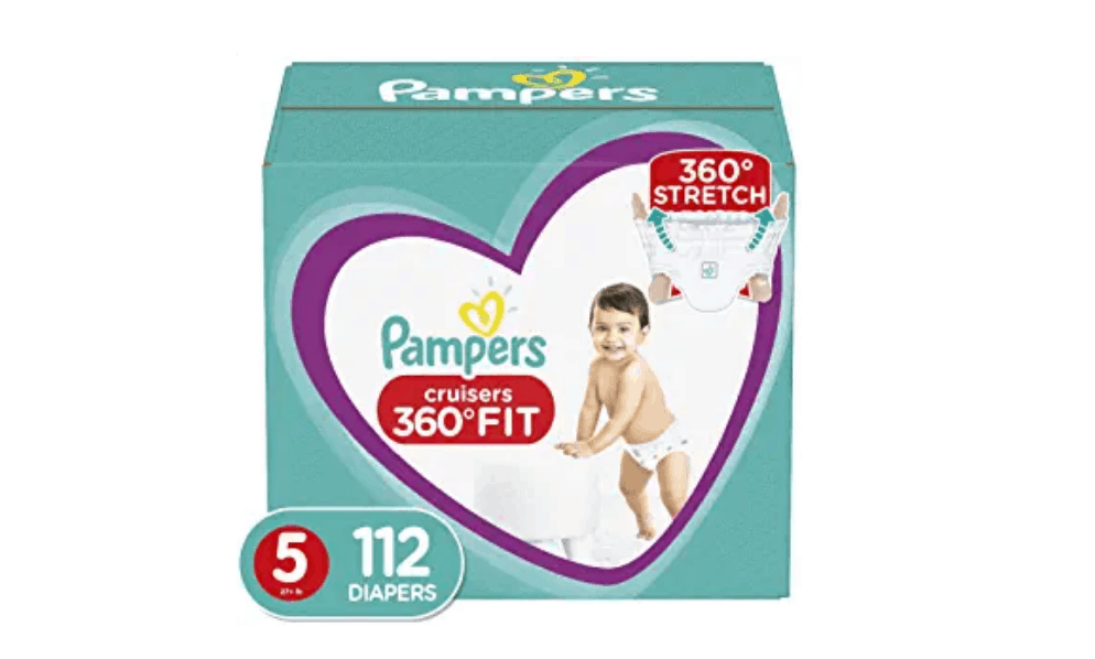 Pampers Pull On Cruisers 360o Fit Diapers