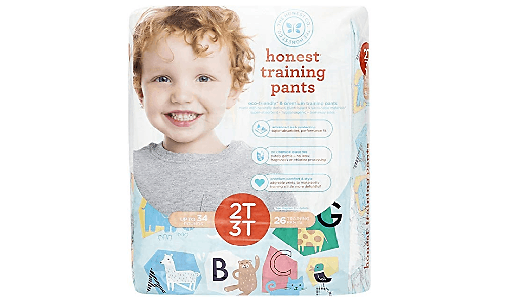 Honest Pull up Diapers