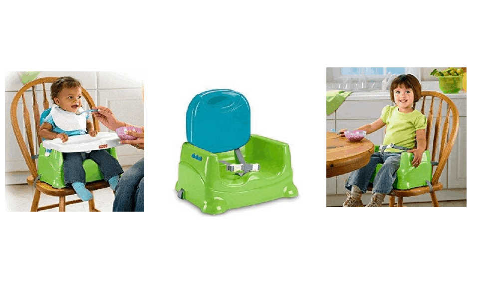 Fisher-Price Care Booster Seat