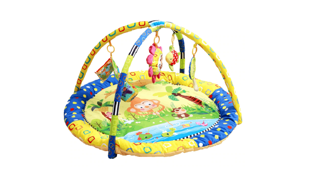 3. Activity Gear Baby Playpen