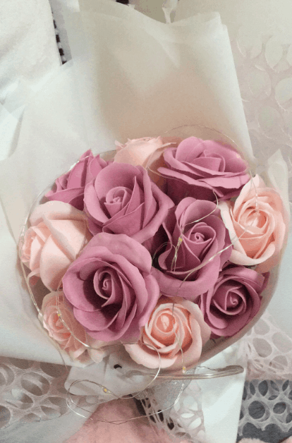 Of course, Flowers!