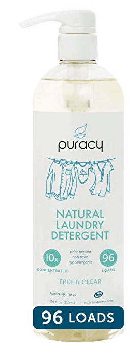 Puracy Natural Liquid Laundry Detergent