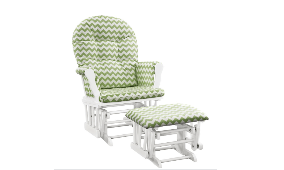 comfortable breastfeeding chair