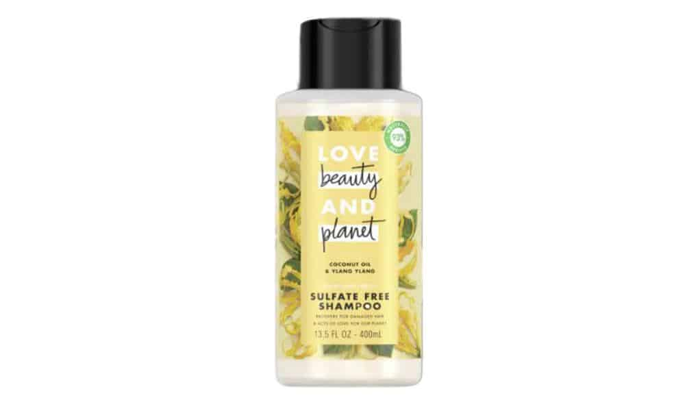 Love, Beauty and Planet Hope and Repair Shampoo