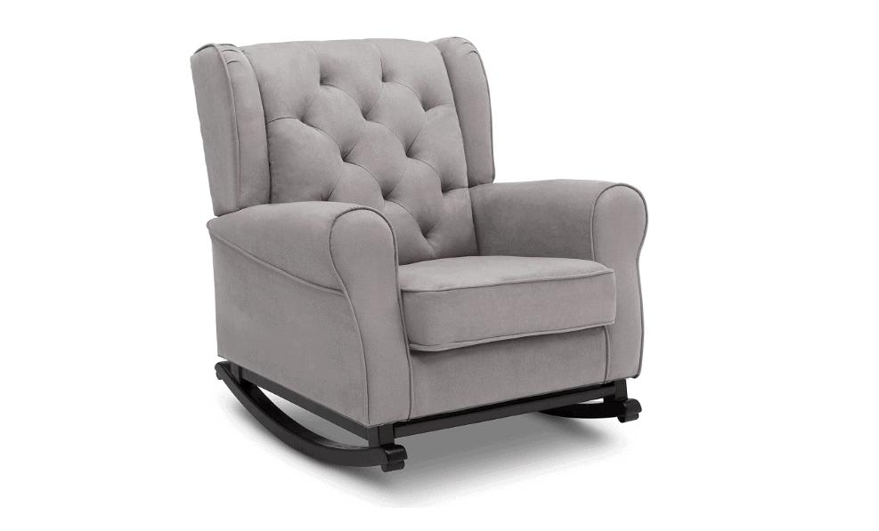 rocking breastfeeding chair