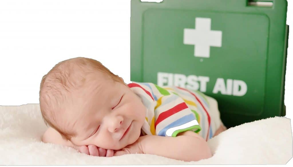 baby first aid kit 2020