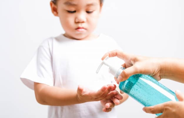baby hand sanitizers