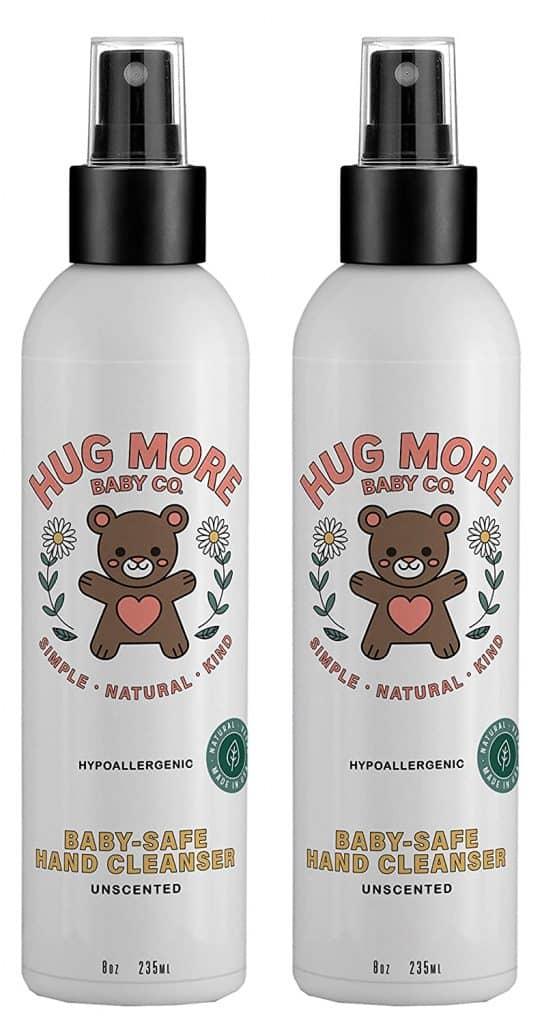 best hand sanitizer for babies