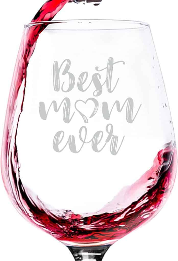 best mom wine glass