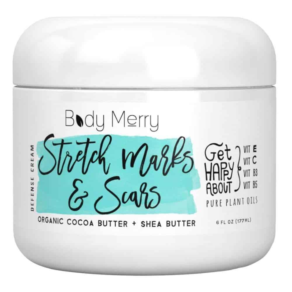 best pregnancy stretch mark cream
