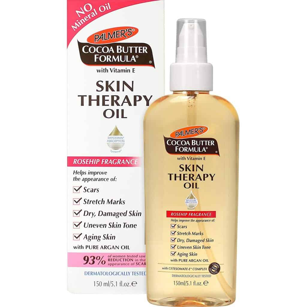 best stretch marks prevention oil