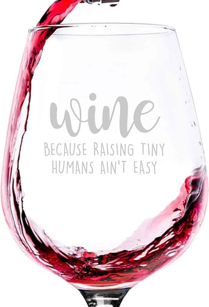 best wine glass for mom