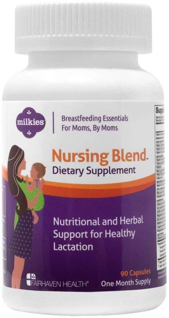 breastfeeding moms postnatal vitamins 2020