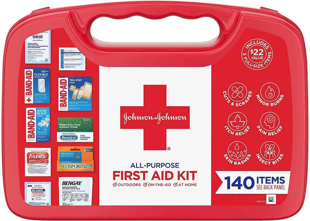 first aid kit baby