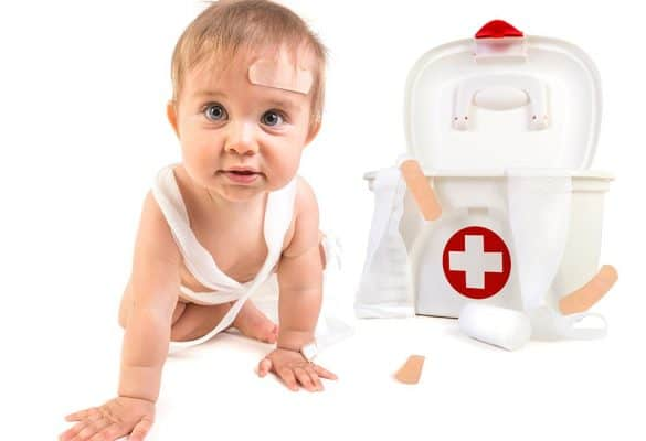 first aid kit for babies 2020
