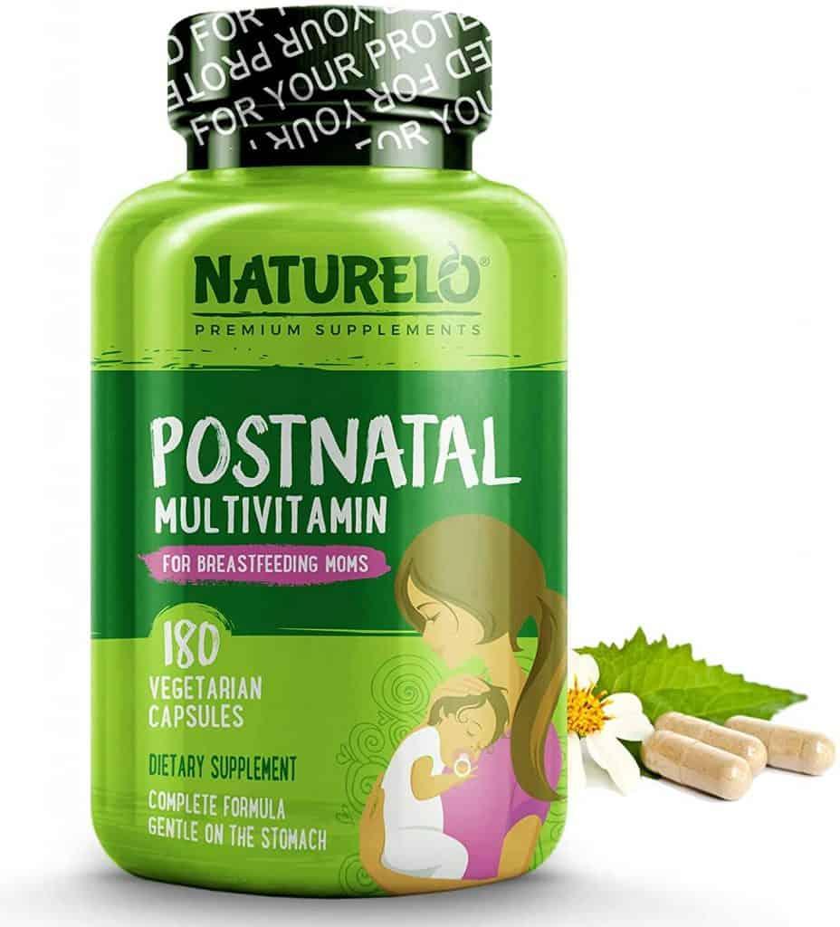 nursing moms postnatal vitamins