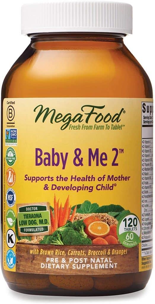 postnatal vitamins for nursing moms
