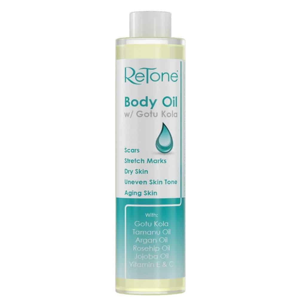 stretch mark prevention pregnancy oil