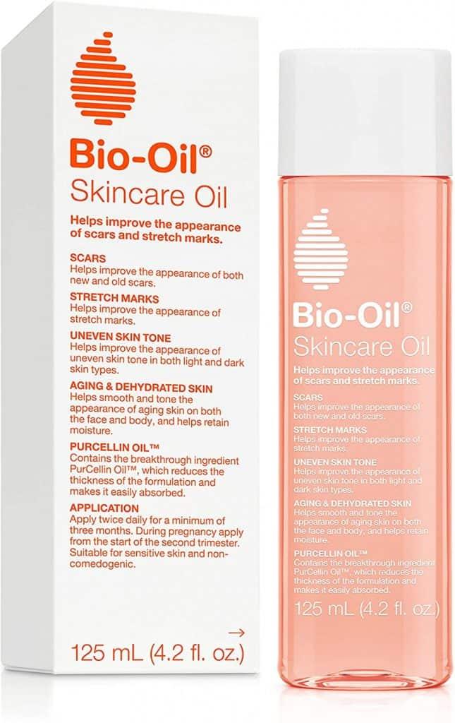 stretch mark oil for pregnant