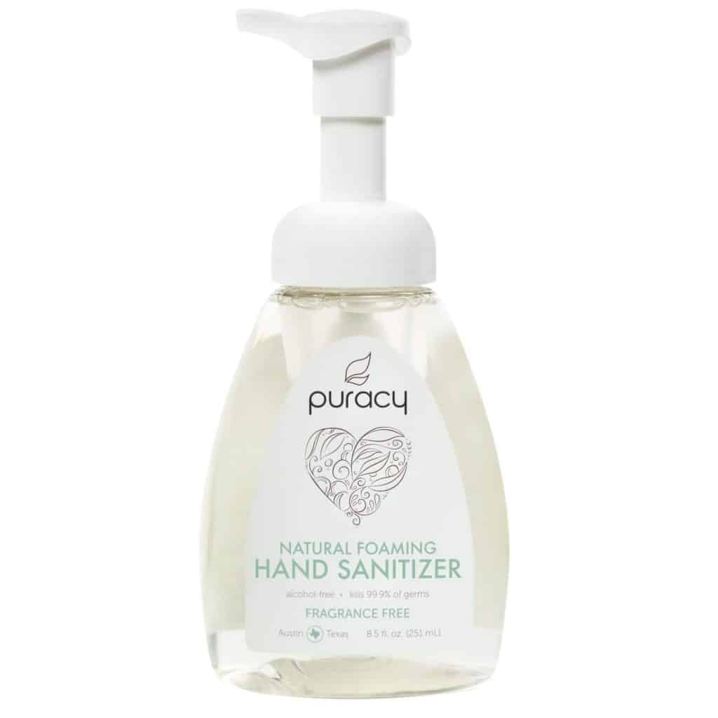 top hand sanitizer for babies