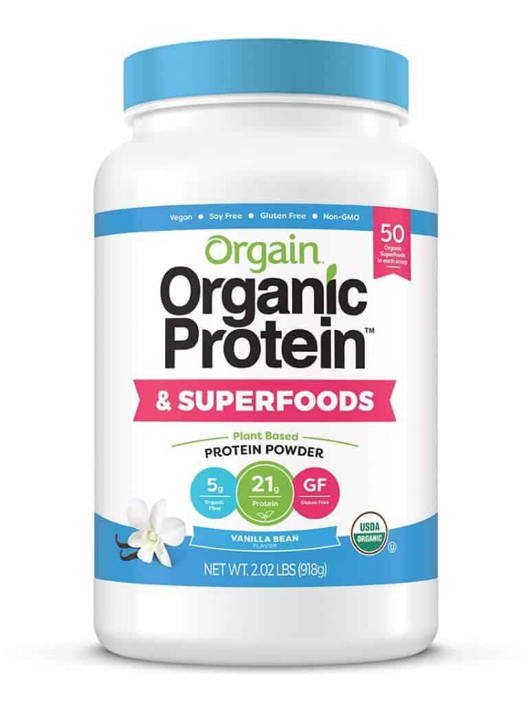 best protein powder for pregnancy