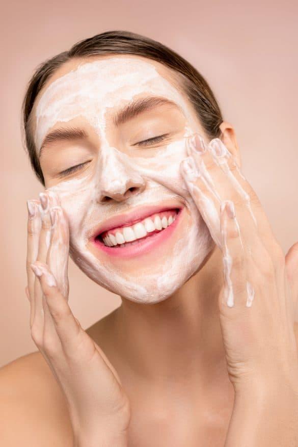face wash pregnant