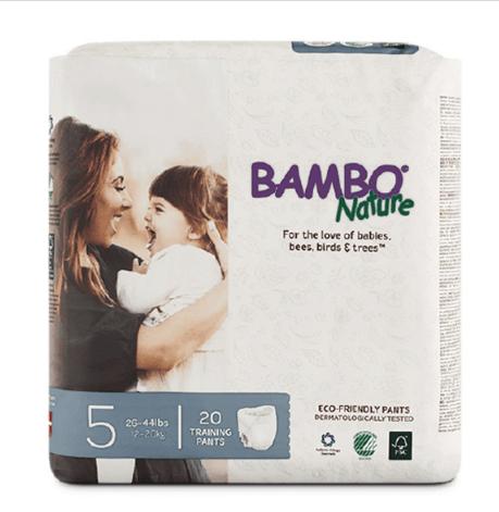 bambo nature free baby samples