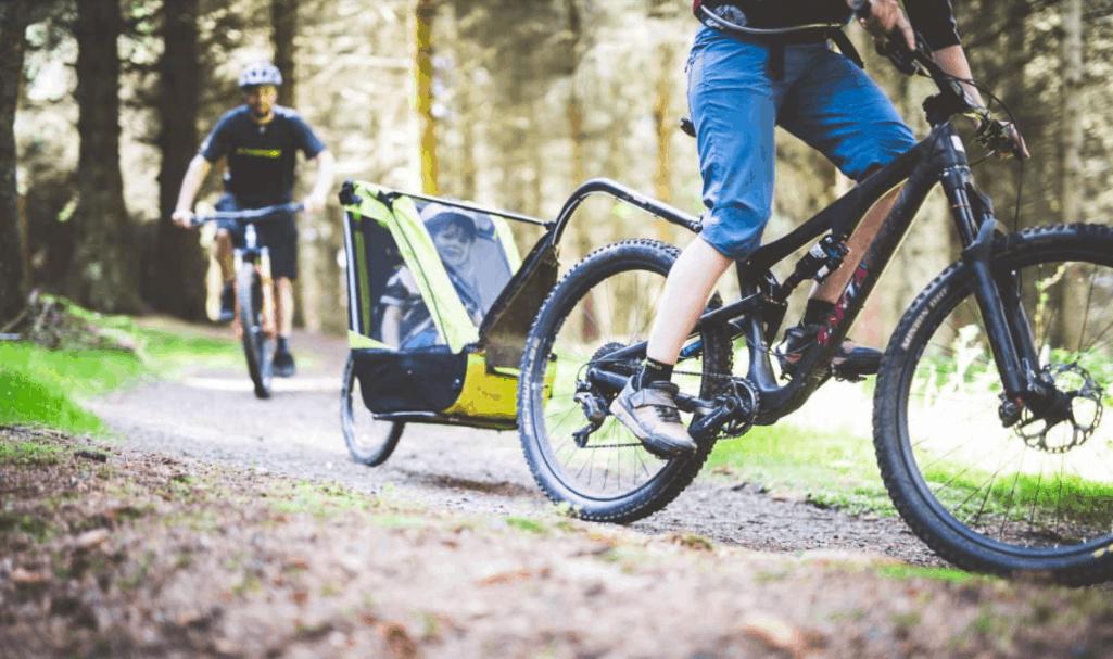 10 best bike trailer for kids