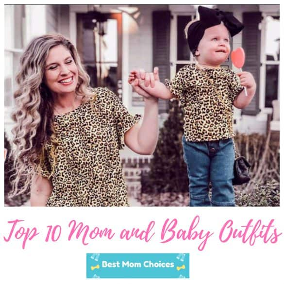 mom and baby matching outfits 2020